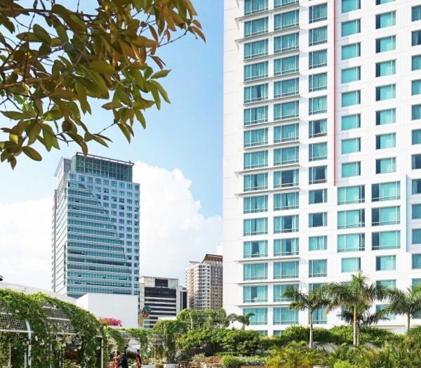 Novotel Manila Araneta Center | PGAA Creative Design